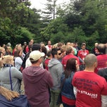 Photo taken at The National AIDS Memorial Grove by Courtney J. on 5/8/2013
