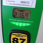 Photo taken at BP by Jason H. on 10/7/2012