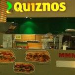 Photo taken at Quiznos by Ekkathan D. on 7/21/2013
