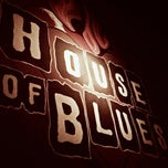 Photo taken at House of Blues by Brian W. on 3/6/2013