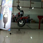 Photo taken at HELMI MOTOR by Jatnika Y. on 11/2/2013