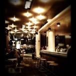 Photo taken at Bar du Matin by Stephanie Z. on 10/31/2012
