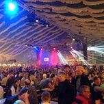 Photo taken at Bayernfesthalle Hölzgen by Conny G. on 9/12/2014