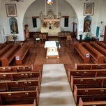 Photo taken at St. Lucy Catholic Church by Ferdz S. on 6/21/2014