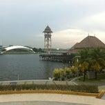 Photo taken at Pullman Putrajaya Lakeside by i.shahrir on 4/18/2012