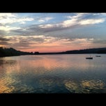 Photo taken at Hopkinton State Park by Timothy D. on 8/3/2012