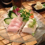 Photo taken at Sushi Toni by JP on 8/30/2012