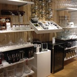 Photo taken at Crate & Barrel by Kelly M. on 4/9/2012