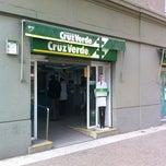 Photo taken at Farmacias Cruz Verde by Pablo R. on 5/29/2012