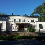 Photo taken at Kaivohuone by Erkki T. on 9/9/2012
