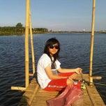 Photo taken at Pemancingan Michelle by Pemancingan g. on 4/14/2012
