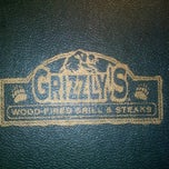 Photo taken at Grizzly's Wood-Fired Grill & Steaks by Edward S. on 8/22/2012