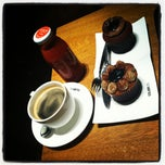 Photo taken at Colibri Café by Freecola on 4/26/2012