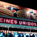 Photo taken at Cines Unidos by Jermaín O. on 7/20/2012