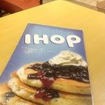 Photo taken at IHOP by Bertha M. on 9/2/2012