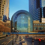 Photo taken at Brookfield Place New York by Raul B. on 10/22/2014