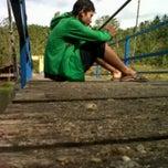Photo taken at Wisata Alam Jembangan by Ahmad J. on 11/5/2013
