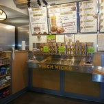 Photo taken at Which Wich? Superior Sandwiches by Patricio B. on 5/11/2013