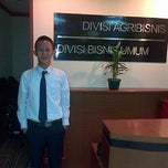 Photo taken at Kantor Pusat Bank BRI 1 by Nino S. on 1/2/2014