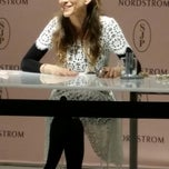 Photo taken at Nordstrom Salon Shoes by Phu S. on 3/7/2014