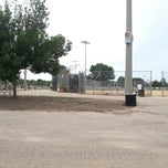 Photo taken at Olympic Park by Nance on 7/25/2013