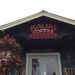 Photo taken at Kauai Coffee Plantation by Kaitlin T. on 4/15/2013