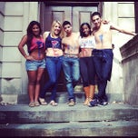 Photo taken at Phi Kappa Sigma, Alpha Chapter by Adrian R. on 10/27/2012