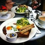 Photo taken at Cafe Orlin by Irina K. on 10/23/2012