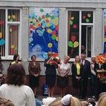 Photo taken at Псковская лингвистическая гимназия by Mikhail P. on 9/1/2014