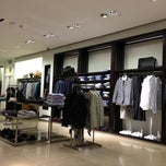 Photo taken at Zara by Alipe on 2/16/2013