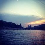 Photo taken at Seine-Port by Sweetie B. on 7/23/2013