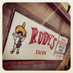 Photo taken at Rudy's Tacos by Mac P. on 3/30/2013