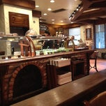 Photo taken at La Madeleine by Roberta C. on 11/23/2013