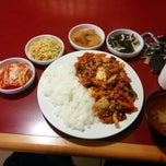 Photo taken at Spicy House by Adam K. on 2/17/2014