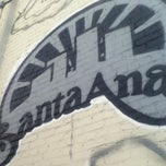 Photo taken at City of Santa Ana by Fherzho P. on 1/22/2013