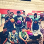 Photo taken at Mega Lanes by Syahmi K. on 1/13/2013