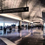 Photo taken at George Bush Intercontinental Airport (IAH) by JacobCS on 11/11/2013