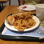 Photo taken at Jakes Seafood Clamshack by Stan S. on 5/2/2014