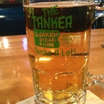 Photo taken at Quaker Steak & Lube® by Julie W. on 12/21/2012