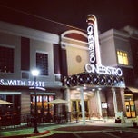 Photo taken at Cinébistro at Town Brookhaven by Krish D. on 7/27/2013
