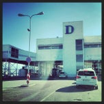 Photo taken at D-Terminal by Alexander S. on 5/4/2013
