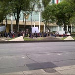 Photo taken at IMSS Oficinas Centrales by Trinsky H. on 9/13/2013