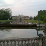 Photo taken at Villa Pisani by Roberta S. on 4/21/2013