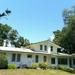 Photo taken at Tarpon Springs Ghost House by Blake C. on 5/15/2013