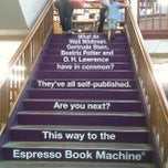 Photo taken at Powell's City of Books by Melisa B. on 7/7/2012