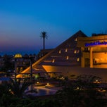 Photo taken at Sonesta Pharaoh Beach Resort by Vladimir D. on 5/10/2013