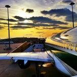 Photo taken at Aeroporto di Venezia Marco Polo (VCE) by Simone A. on 1/4/2013