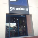 Photo taken at Goodwill Industries by Michelle L. on 1/11/2014