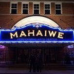 Photo taken at Mahaiwe Theatre by David S. on 11/17/2013