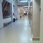 Photo taken at ESTG (IPLeiria - Campus 2) by Micael C. on 12/9/2013